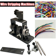 Wire Cable Stripping Machine Blades Electric Portable Scrap Cable Stripper Metal