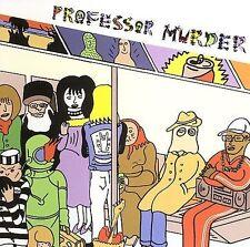 PROFESSOR MURDER RIDES THE SUBWAY (CD 2006) BRAND NEW !!  RARE !!!!!!!!!!!!!!!!!