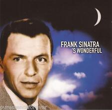 FRANK SINATRA - 'S Wonderful (UK 20 Track CD Album)