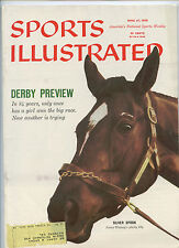 Sports Illustrated Silver Spoon Can Filly Win Kentucky Derby 1959 Continental Ad