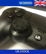 4X Black Thumb Stick Grip Cover Caps Fits Sony PS4 PS5 XBOX One X S Controllers