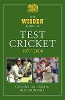 Frindall Bill-Wisden Book Of Test Cricket  1977-2000 BOOKH NEU