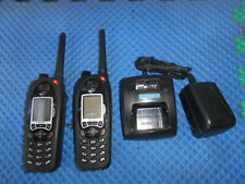 Two Radios Matra EADS TPH700 1 DMO Channel Active