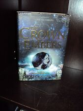 The Crown of Embers by Rae Carson 2012 Hardcover 1st/1st SIGNED on title page
