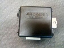 Autopage C3 RS-900 Remote Start  Car Security Alarm System, Receiver Brain Only