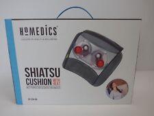 HoMedics Shiatsu Massage Pillow with Deep Heat Kneading Massager Function for of
