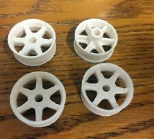 Set of 4 Ertl Repro Fleetstar/Loadstar Spoke Wheel Toy Parts ETP-021-4