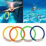 Dive Ring Summer Children Underwater Beach Pool Diving Ring Water Sport Pool Toy