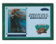 2002-03 Fleer Showcase #124 Drew Gooden AVANT RC Rookie Grizzlies /500