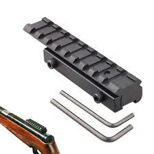 "Scope Mount Rail Adapter Scope Mount Dovetail 3/8"" 11mm Weaver Picatinny7/8""20mm"