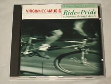 VIRGIN MEGA MUSIC - CD - RIDE & PRIDE - DEPECHE MODE - ERASURE - BELOVED