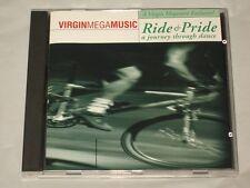 VIRGIN MEGA MUSIC - CD - RIDE & PRIDE - DEPECHE MODE - ERASURE - BELOVED