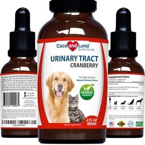 Urinary Tract Cranberry: Dietary Supplement For Dogs And Cats