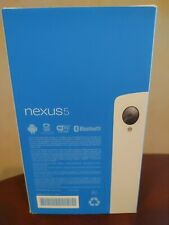 LG Nexus 5 Smartphone WHITE - BRAND NEW !!! - UNOPENED RETAIL BOX !!! SPRINT