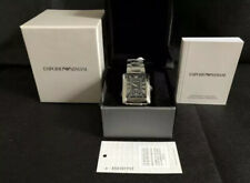 100% Authentic Armani Mens Classic Watch