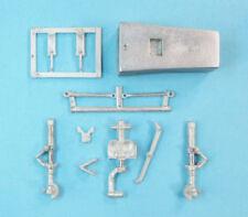 Artículos de automodelismo y aeromodelismo de metal blanco Lockheed