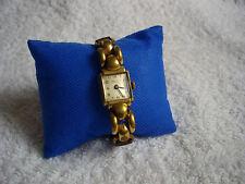 AEDO Vintage Ladies Gold Plate Mechanical 7 Rubis Watch XIX/XX Century