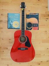 Acoustic Guitar & Lesson Books