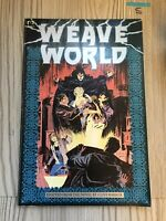 WEAVE WORLD BOOK 1EPIC COMICS CLIVE BARKER GRAPHIC NOVEL FIRST PRINT