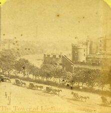 Stereoview Photo The Tower Of London