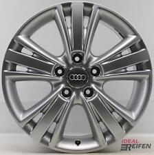 4 Original Audi Q7 4L 4L0601025AA 8 , 5x19 Et62 Llantas Aluminio 31873