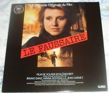 LE FAUSSAIRE (Maurice Jarre) rare original mint Germany stereo lp (1981)