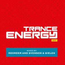 Trance Energy 2017: Mixed By Reorder & Svenson & Gielen / Various [New CD] Hol