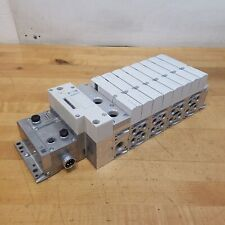 New ListingFesto Pneumatic Assembly, Cpx-M-Fb33, Vaba-56-1-X2, Cpx-M-Ge-Ev-S-7/8-5Pol - New