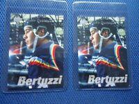 1995-96 BE A PLAYER AUTO ROOKIE  LOT TODD BERTUZZI NICE