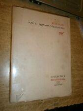 G. Ribemont-Dessaignes Ecce Homo Edition Originale