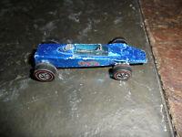 Original Hot Wheels Redline 1969 Lotus Turbine Blue
