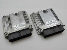 7P0907409C 2x Motorsteuergerät Set 4,2 TDI CKDA VW Touareg 7P original