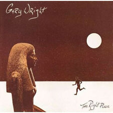 GARY WRIGHT - THE RIGHT PLACE NEW CD