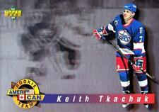 1992-93 Upper Deck Ameri/Can Holograms #2 Keith Tkachuk
