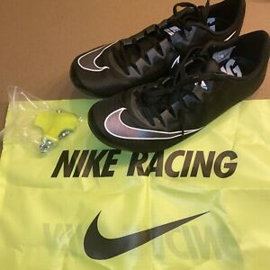 Nike Zoom Superfly Elite Track Running Spikes Black 835996-002