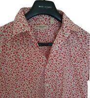 Mens RARE chic LONDON by BURBERRY short sleeve shirt size medium. RRP £325.