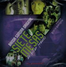 Siete Mesas De Billar Francés  - OST [2008]   Pascal Gaigne   CD NEU