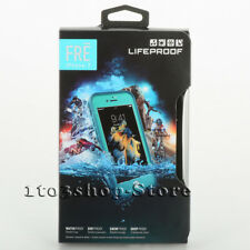 LifeProof FRE iPhone 7 iPhone 8 Waterproof Hard Case Sunset Bay Teal Blue Mango