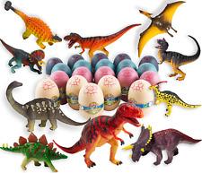 Jumbo Dinosaur Egg 3D Puzzles Assembly Kit - 20 Most Popular Dinosaurs, Age 5+