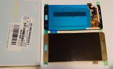LCD DISPLAY  ORIGINALE ORO SAMSUNG Galaxy Note 5 n920c n920f GH97-17755A
