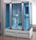 Steam Shower Cabin, Acupuncture,Massage,Whirlpool Tub.BLUETOOTH.US Warranty