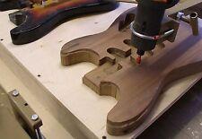 Guitar Carving Duplicator  Amazing Machine Creates Exact Copies