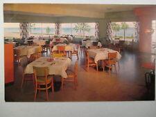 SHORE CREST RESTERAUNT DINING ROOM DULUTH MINN. POSTCARD 7A13