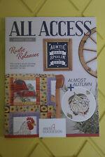 Anita Goodesign ALL ACCESS VIP Club AUGUST 2020 Embroidery Design CD & BOOK