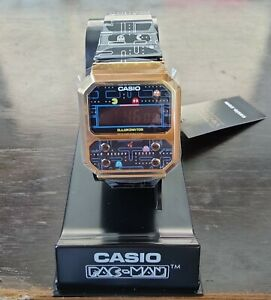 Casio Pac-Man Watch Brand New in box