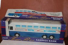 BRANSON COUNTRY MUSIC EXPRESS TOUR BUS BANK in BOX