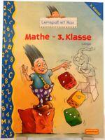 Mathe 3.Klasse + Lernspaß mit Max + Mathematik Nachhilfe + Orig. Pestalozzi /62