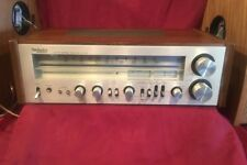 Vintage Technics SA-400 FM AM Stereo Receiver w/Phono input- SERVICED -SEE VIDEO
