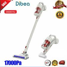 Dibea DW200 Pro AkkuStaubsauger Handstaubsauger 2in1 Cordless 17000Pa Reiniger
