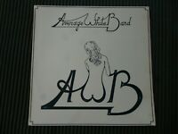 Average White Band 1st  Pressing Oz LP (RARE) Record In Superb Mint- Condition